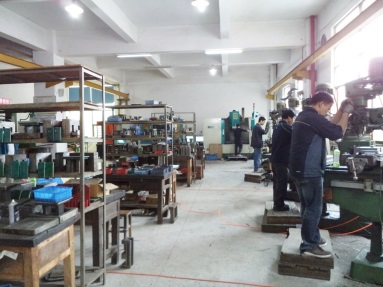 Molds Making Workshop