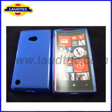 New products soft tpu Cover Case For Nokia Lumia 720 Cell Phone case Laudtec