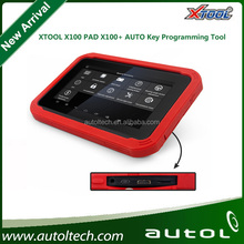 Tablet Key Programmer x100 pad with EEPROM Adapter popular locksmith tools X100 Pad Auto Key Programmer