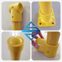 Fiber Glass Material grp flange frp fittings