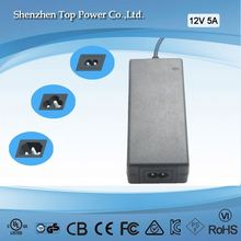 Laptop AC DC 12V 24V 36V 2A 4A 5A 3A 6A Switching Power Adapter 48W with Safety Standard