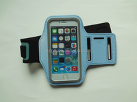 New running ultrathin lycra armband case for iphone