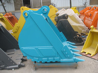 high quality cheap price Kobelco Excavator Rock Bucket SK200