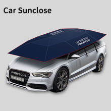 SUNCLOSE summer lower temperature waterproof snowproof sun protection portable tiny car umbrella