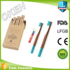 OK-T8070 FDA certificates Bamboo Toothbrush