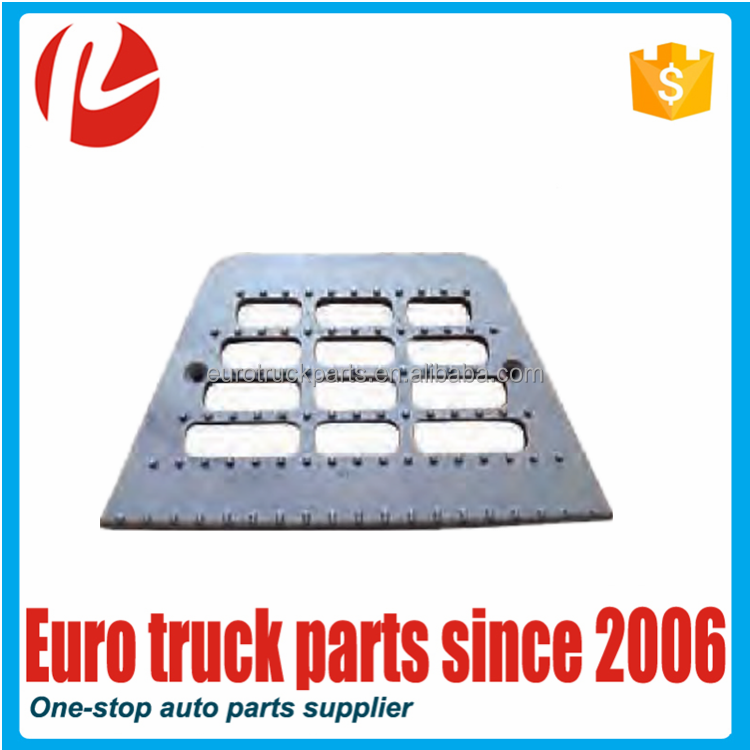 European truck auto body spare parts oem 962643 step lower for DAF XF105 footstep pedal