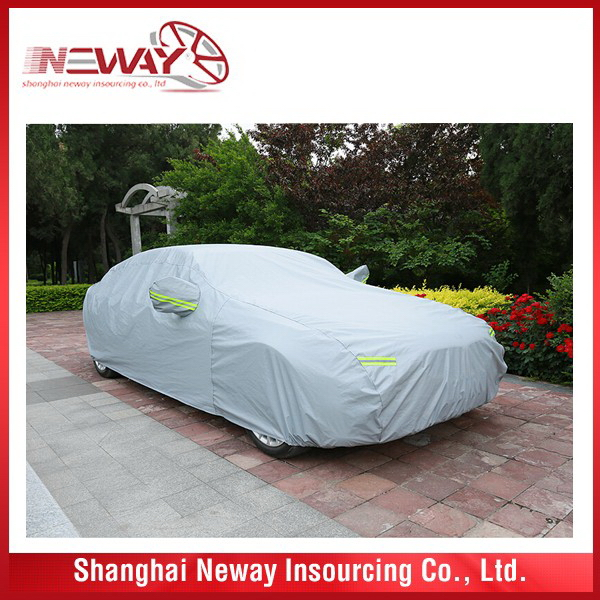 China manufacture best sell pvc raw material car cover