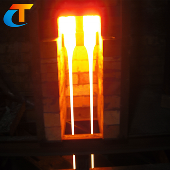 Industrial Kiln For Ceramic Frit Glass