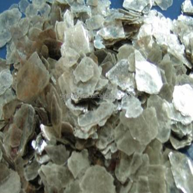 Raw Mica Scrap Mica Flakes used for brake pads and braks linings