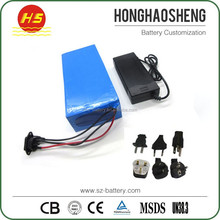 Wholesale! Customized 8.8ah li ion rc battery 36v 18650 battery pack for e bike