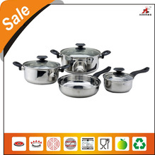 seen on tv stainless steel authentic kitchen cookware