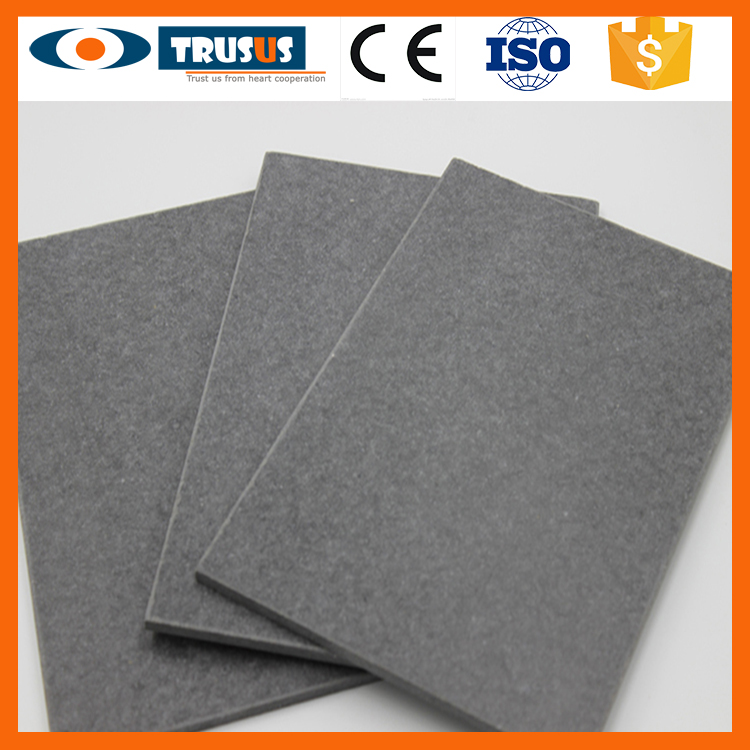 TRUSUS 100% Non- Asbestos CE&ISO Approved Fiber Cement Board