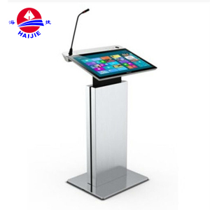 multimedia classroom Intelligent lectern with high quality