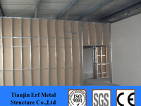 partition metal stud keel, galvanized drywall light steel keel, metal steel profile for building