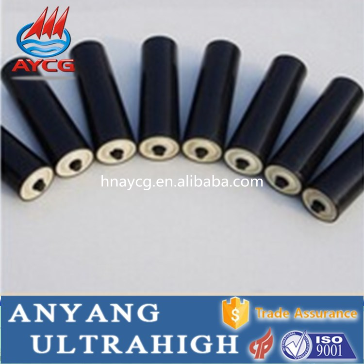 high quality wear <strong>resistant</strong> self-lubricant uhmwpe rubber belt U profile roller