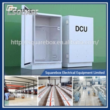 15ys experience , 1200 employee ip66 electric Aluminum Junction Box DCU Enclosure Power Distribution