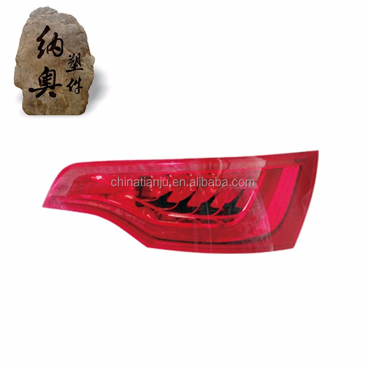 Newest clear led autobike taillight for AUDI Q7 made in China