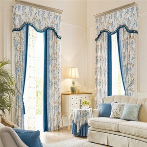 Hot sale different kinds of new woven home used best blackout curtains price