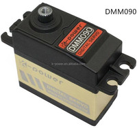 DMM090 9kg torque metal gear servo/Digital Steering Servo/rc car digital servo for toys&hobbies