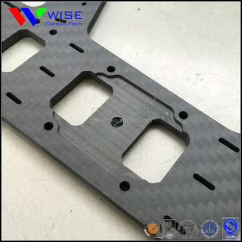 custom cnc machining service carbon fiber cnc