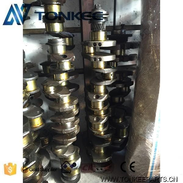 original used EM100 crankshaft EM100 engine STD crankshaft for truck atuo bus (2).jpg
