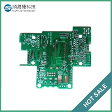 Shenzhen manufacturer double sided electronic circuit board custom pcb