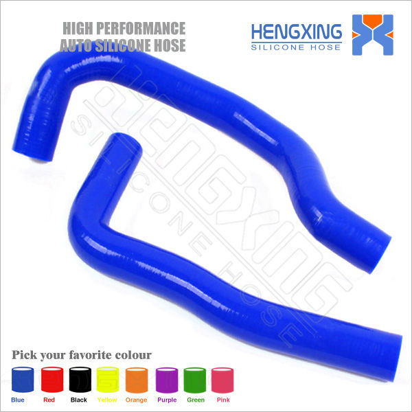 Radiator Silicone Hose Kit For Toyota Mark II JZX100 Chaser Cresta 1JZ-GTE 1JZGTE 96-00
