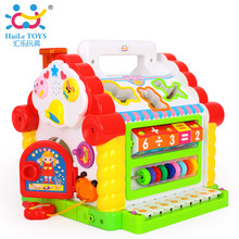 Newly Custom Design Elaborate House Model Toy