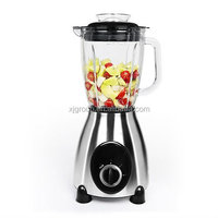 Electric glass jar stainless steel personal blender XJ-6K202