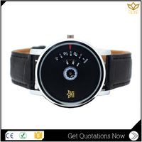Vogue Watches Men Casual Business Fashion wristwatch Stainless Steel strap Quartz watch personality waterproof watch Y011