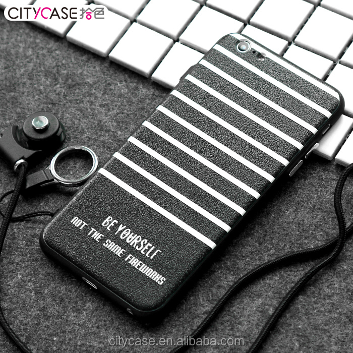 city&case 2 in 1 hard back case cover for iPhone 6 6s