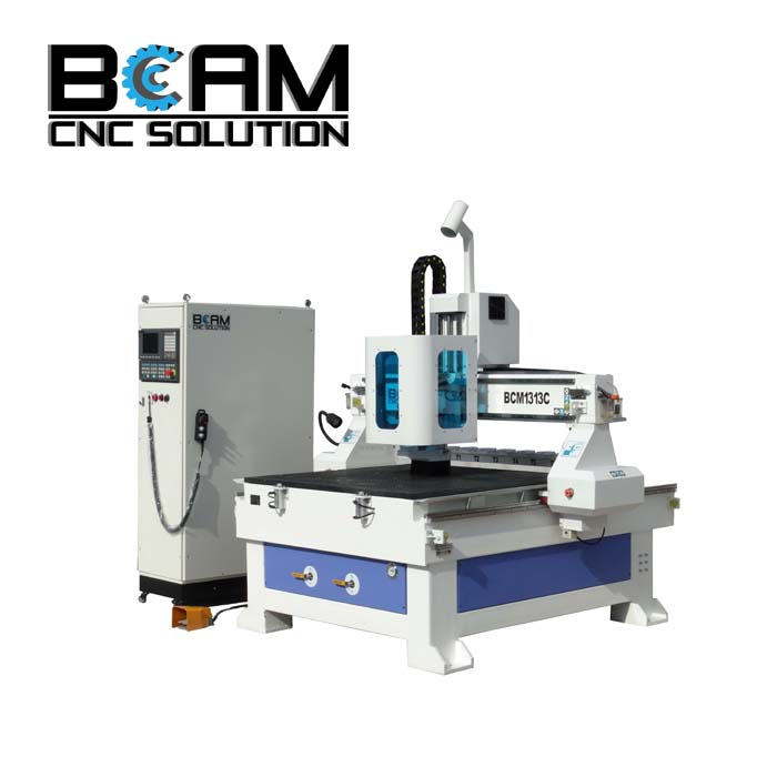 3 axis wood cnc router for carving and cutting wood acrylic BCM1313C