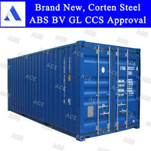20ft 40ft cargo container new for sale