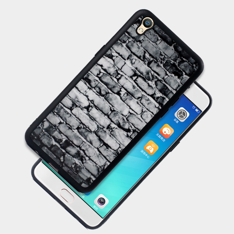 Shockproof protective TPU mobile phone case wholesale for iphone 7 plus