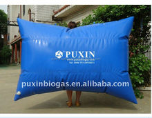 PUXIN foldable and durable biogas storage bag for sale