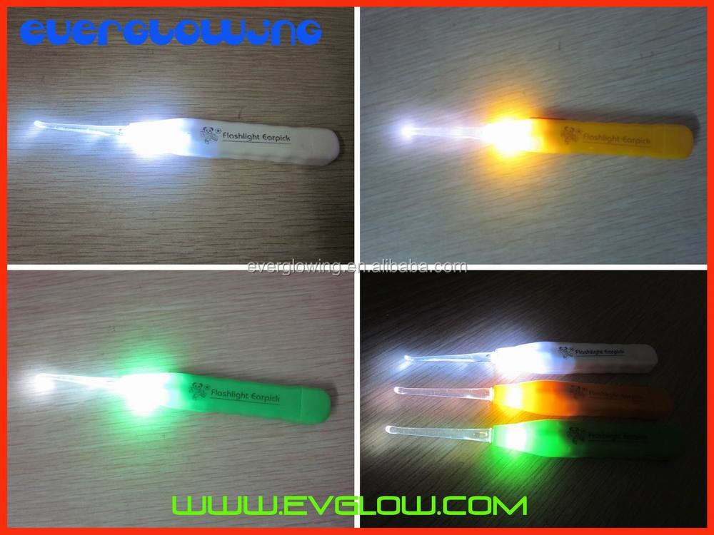 led flashlight earpick