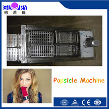 Stainless Steel Ice Pop Popsicle Maker Making Machine