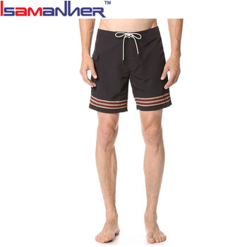 Hot summer beachwear 100% polyester men swimsuit for sale