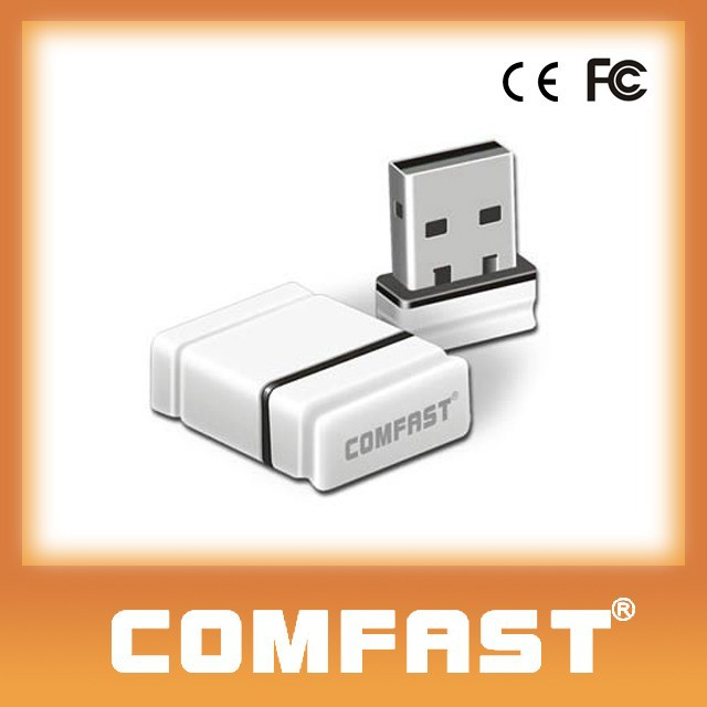 Best Selling Wifi Dongle Ce/Fcc/Rohs Approval Rtl8188 Wireless Usb Wifi Adapter
