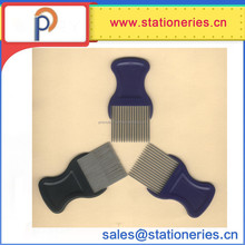 lice comb for pet cleaning and grooming