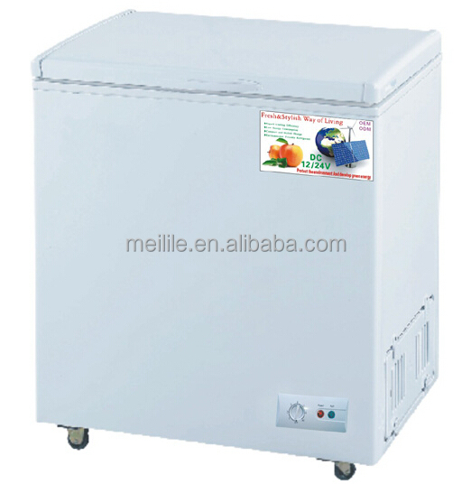 Meilile BD-215 DC&Solar Chest Freezer