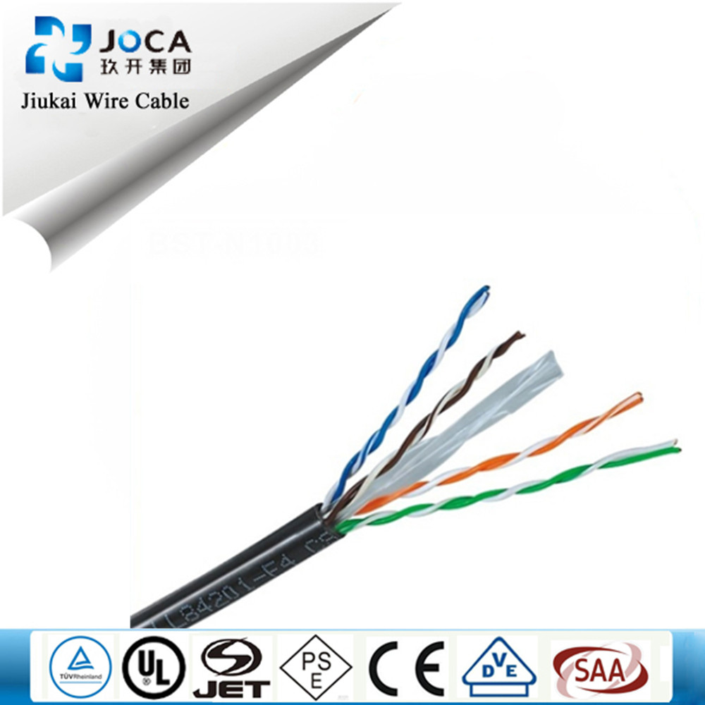 UL/ISO/ROHS/REACH Communication Cable Manufacturer UTP/STP/SFTP Cat5 Cat6 Cat7 Indoor&Outdoor Lan Cable