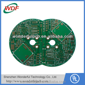 Timer circuit PCB board