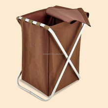 LA025 high quality Single Heavy-duty collapsible washing hamper