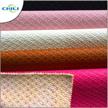 Fabric Different Design High Quality Composite Nappa Fabric Leather Wholesale