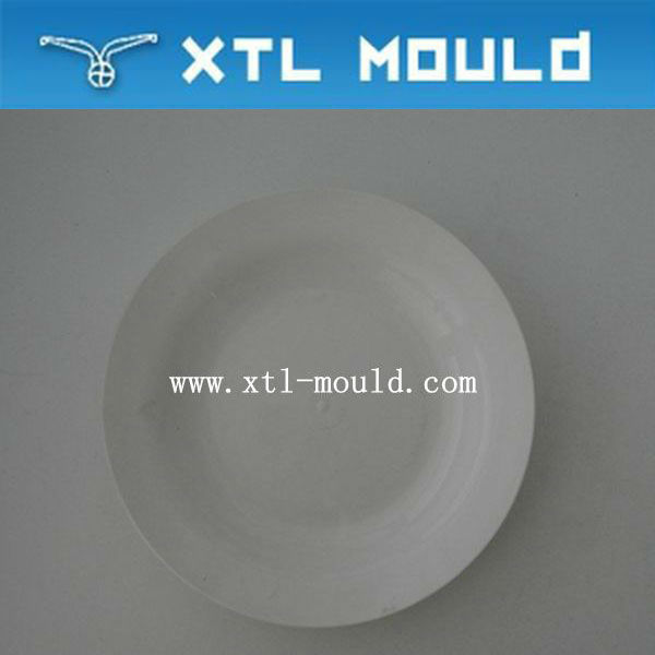 Whole Cheap Custom Various Sizes White or Colorful Round Plastic Dishes