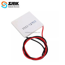 Hot sale TEC1-12703 40*40 mm Heatsink Thermoelectric Cooler Cooling Peltier Plate Module Cooling Accessories
