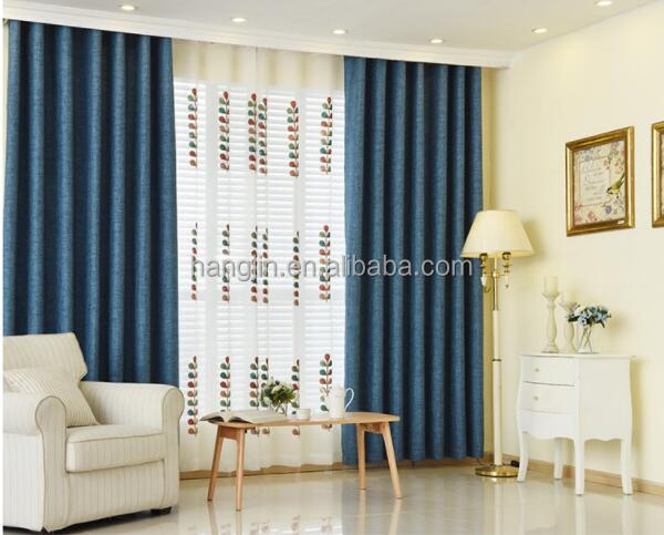 Wholesale Hotel Using 210gsm Blackout Curtain