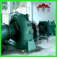 Hydro Power Equipment Turbine Generator Hydro Hydroelectric alternators francis turbine kw
