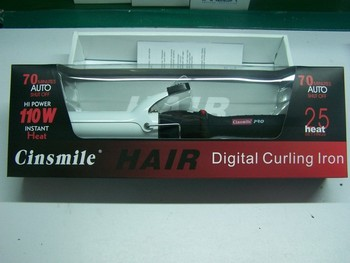 cone best hair straighter/ hair flat iron / hair curler